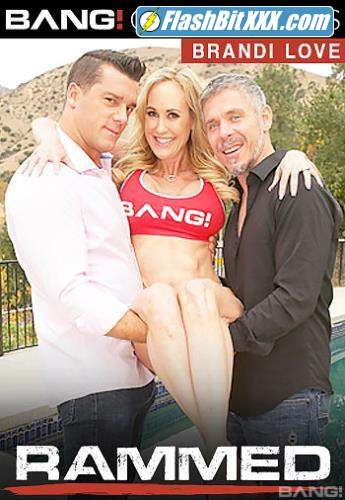 Brandi Love - Brandi Love Gets Her Milf Pussy Used By Two Cocks [SD 540p]
