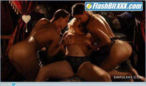 Angel Wicky, Tina Kay, Morgan Rodriguez - ESCORT NO. 5, PART 2 - 99782 [FullHD 1080p]