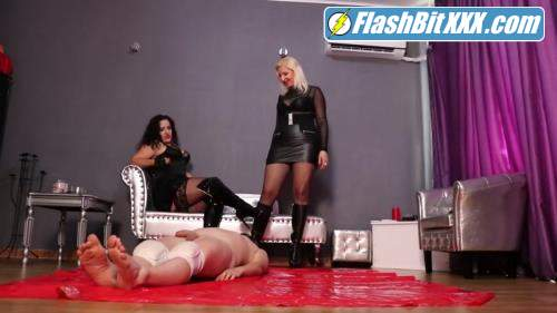Mistress Luna - Boot Boy Or Toilet Slave [FullHD 1080p]