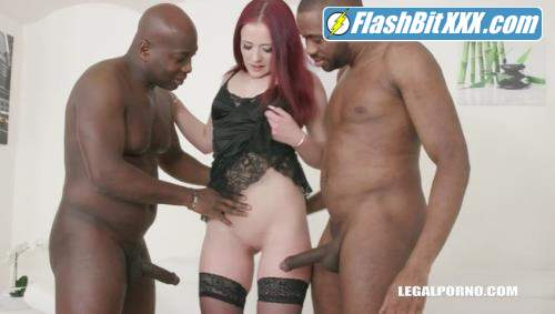 Stiffany Love, Joachim Kessef, Darnell Black - Young Stiffany Love enjoys anal sex first time with black guys IV286 [SD 480p]