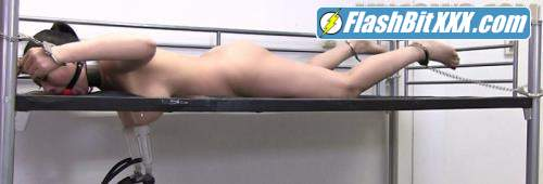 Nyssa Nevers - Nyssa Nevers on the milking bed [FullHD 1080p]