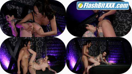 Lena Kelly, Arielle Aquinas - Jessica Fox and Arabelle Raphael: Substitute Submissive [SD 540p]