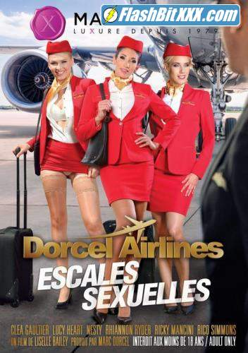 Dorcel Airlines - escales sexuelles / Sexual Stopovers [WEB-DL 540p]