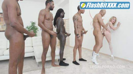 Sindy Rose, Mike, Tony Brooklyn, Yves Morgan, Dylan Brown, Freddy Gong - Waka Waka Blacks are coming Sindy Rose gets 5BBC gets 5 BBC Balls deep anal, DAP, Gapes, Creampie and Swallow GIO1082 [FullHD 1080p]