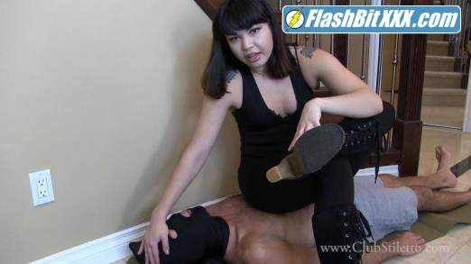 Mistress Raevyn Rose - That's why I have to Hurt you [FullHD 1080p]