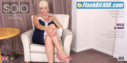 Dimonty (EU) (60) - Mature loves to play with herself in the evening [FullHD 1080p]