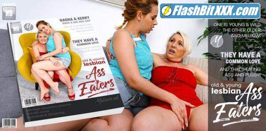 $01 Актриса$$01 Актриса_insert$ - $01 Актриса$These old and young lesbians have in common that they both love to eat pussy and eat ass! [FullHD 1080p]