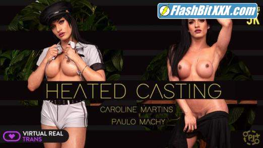 Caroline Martins - Heated Casting [UltraHD 4K 2432p]