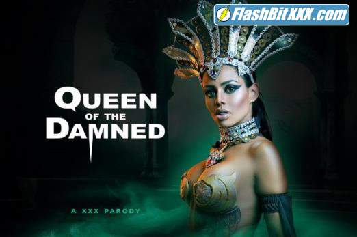Canela Skin - Queen Of The Damned A XXX Parody [UltraHD 2K 1920p]