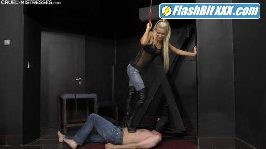 Lady Ariel - Trampling Punishment [FullHD 1080p]