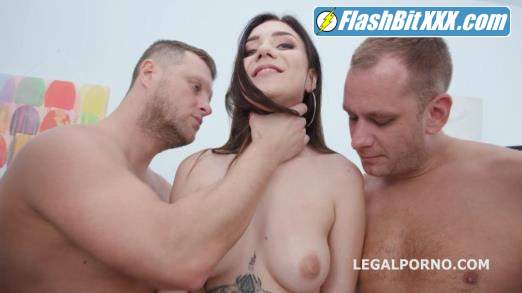 Kira Axe, Neeo, Mr. Anderson, Thomas Lee, Angelo Godshack - DAP Destination Kira Axe First Time DAP with Balls Deep Anal, Gapes, No Pussy, Swallow GIO1247 [HD 720p]