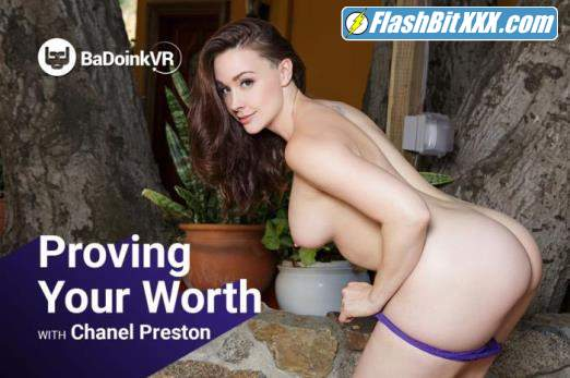 Chanel Preston - Proving Your Worth [UltraHD 2K 1920p]
