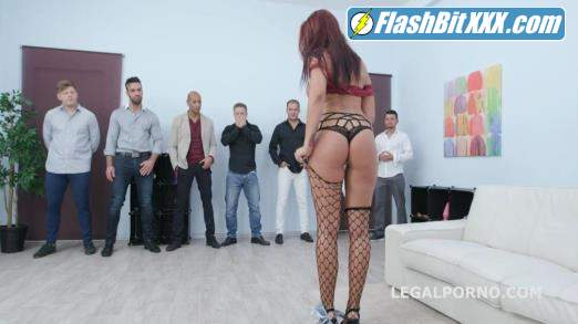 Jolee Love, Neeo, Mr. Anderson, Thomas Lee, Angelo Godshack, Michael Fly, Rycky Optimal, Larry Steel - 7on1 Creampie and Swallow Gangbang with Jolee Love Balls Deep Anal, Gapes, DAP, Squirting, Creampie, Swallow GIO1217 [FullHD 1080p]