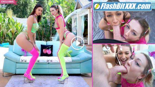 Adira Allure, Bella Rolland - Bella and Adira Quench Their Thirst [FullHD 1080p]