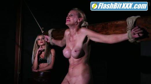 Linda, Mistress Tatjana, Lady Ariel - Cards of Pain 02 [HD 720p]