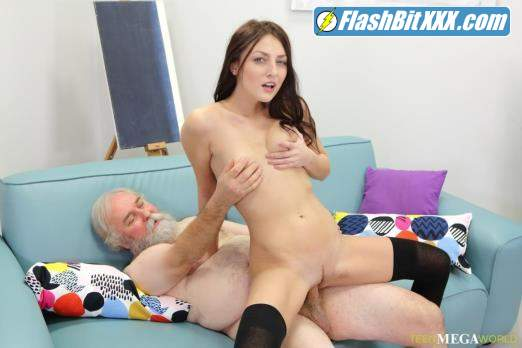 Katy Rose - Uneven - Aged Doggy Orgasm [SD 360p]