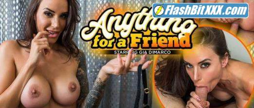 Gia DiMarco - Anything for a Friend [UltraHD 4K 2300p]