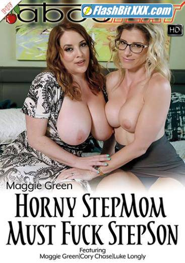 Maggie Green, Cory Chase - Horny Step - Mom Must Fuck Her Step-Son - Parts 1 [FullHD 1080p]