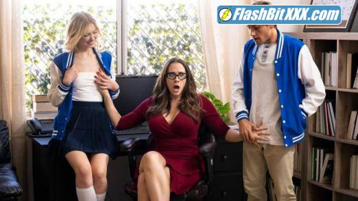 Chanel Preston, Chloe Cherry - Teacher's Heavy Pets [SD 480p]