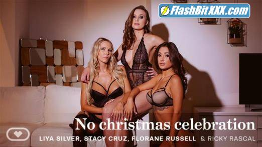 Florane Russell, Liya Silver, Stacy Cruz - No christmas celebration [UltraHD 4K 2160p]