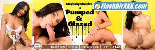 Stephany Chantre - Pumped and Glazed [HD 960p]