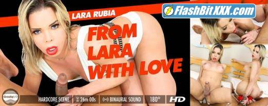 Lara Rubia - From Lara With Love [HD 960p]