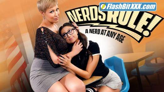 Eliza Ibarra, Ryan Keely - Nerds Rule! A Nerd At Any Age [HD 720p]