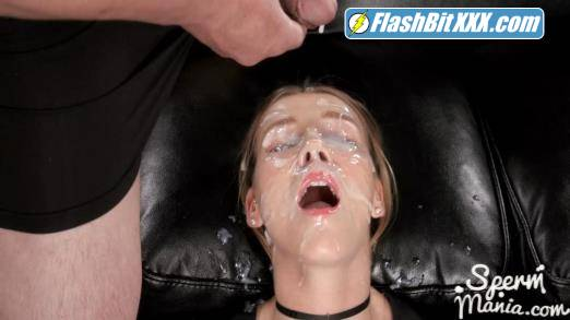 Alexis Crystal - Alexis Crystal's Sticky Bukkake Facial [FullHD 1080p]