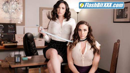 Casey Calvert, Chanel Preston - Lady Boss From Secretary To Mistress [HD 720p]