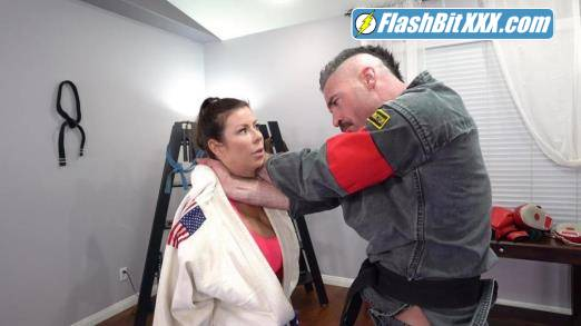 Alexis Fawx - Alexis Fawx Learns Some New Martial Arts Tricks While Sucking Dick [HD 720p]