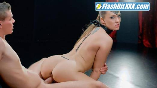 Blue Angel - Sensual European Blue Angel dominates and rides guy in hot fantasy fuck [SD 480p]