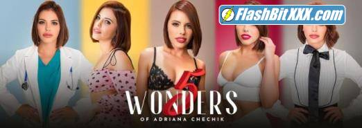 Adriana Chechik - 5 Wonders of Chechik [UltraHD 4K 3072p]
