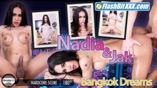 Nadia - Bangkok Dreams [UltraHD 2K 1920p]