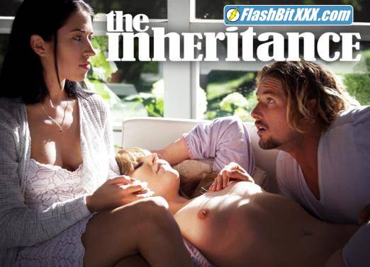 Alex Coal, Brianne Blu - The Inheritance - The Inheritance [SD 480p]