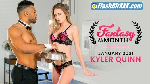 Kyler Quinn - January Fantasy Of The Month - S1:E7 [UltraHD 4K 2160p]