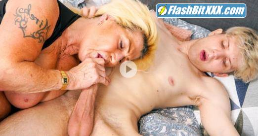 Lola Wild - Old German whore needs a young cock [FullHD 1080p]