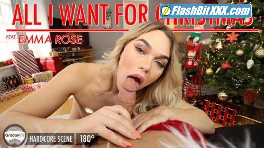 Emma Rose - All I Want For Christmas... is Emma Rose! [UltraHD 2K 1920p]